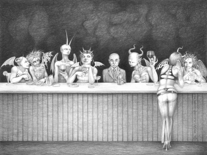 The Wrong Cocktail Bar