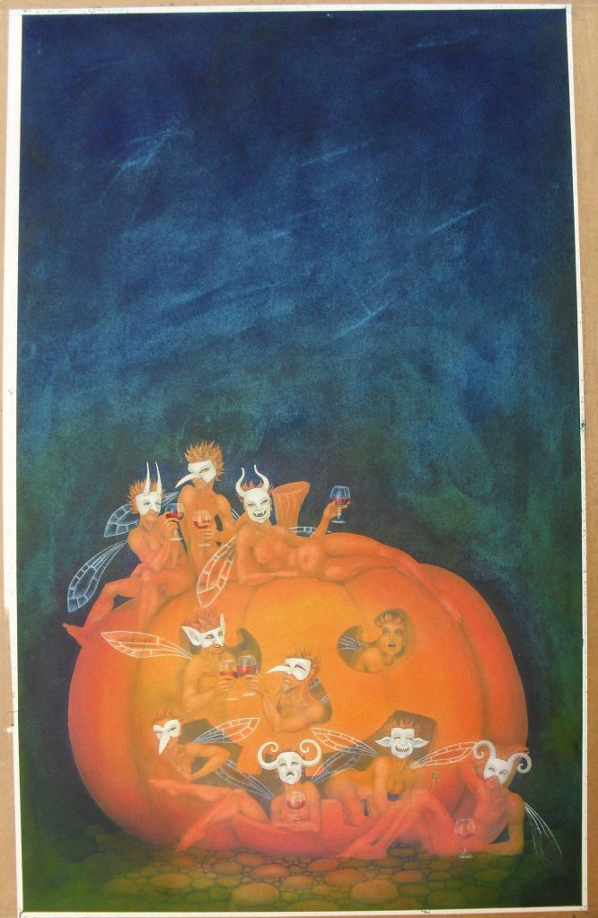 'The Pumpkin Fairies'