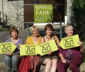 Some of our Somerset Arts Weeks artists