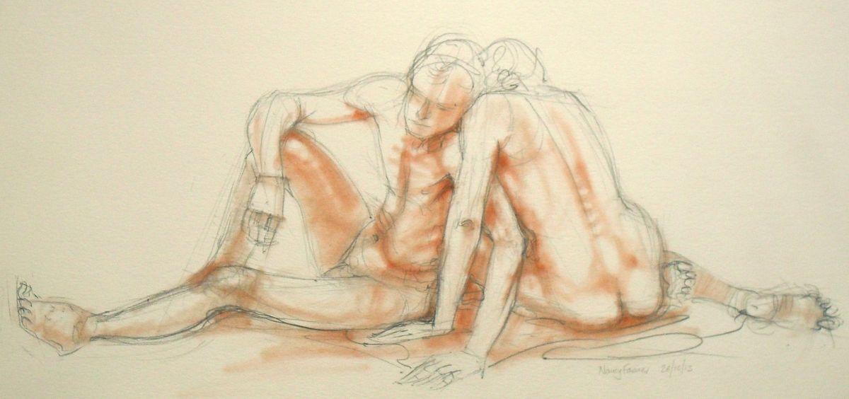 Life Drawing 16/10/13 f