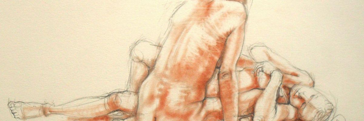 Life Drawing 16/10/13 h