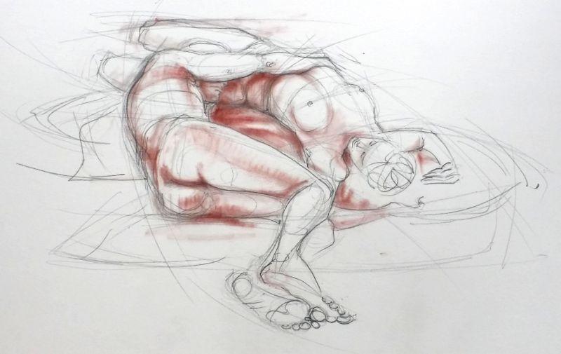 life drawing 6, 30/5/15