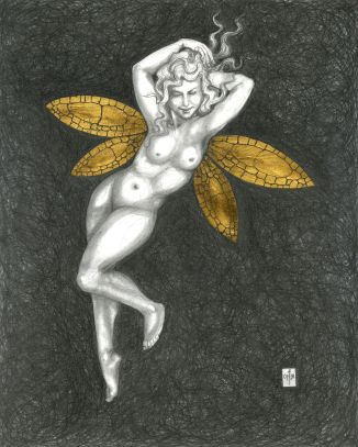 Gold Fairy 48