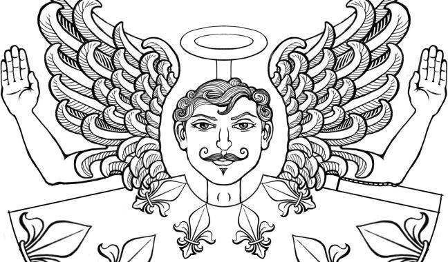 Paper Angel number 6
