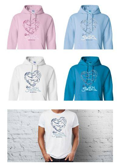 Vobster Quay hoodies