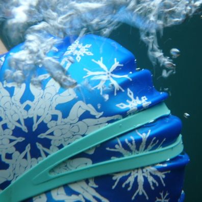 Swimflakes swimming hat