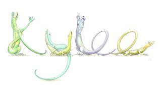'Kylee' in lizards